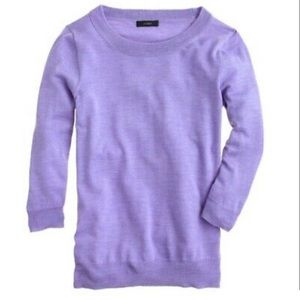 J Crew Knit Tippi Sweater Top